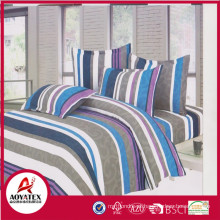 100% poliéster brilhante cor consolador conjuntos, saco de PVC e inserir cartão cama em conjunto de consolador de saco