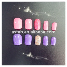 New design fashion style nail tips / fashion jewelry nail tips