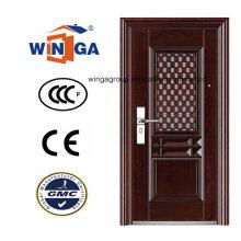 Window Shool à l'aide de la porte en acier Iron Steel Steel Steel (WS-114)