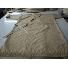 100% cotton jacquard solid yukata bathrobe for japanese