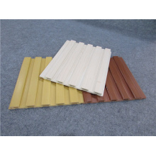 Wood Vinyl Panelled Walls / WPC Wainscoting Panels