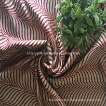 100% Polyester Shrinkage Yarn Jacquard Rideau Tissu dans bien rideaux