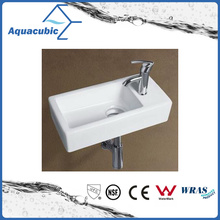 Ceramic Cabinet Art Basin and Wall Hung Hand Washing Sink (ACB8325)