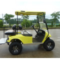 4 seats cool golf cart with gas power an off road