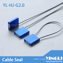Вытяните плотно уплотнение кабеля с диаметром 2.0 мм