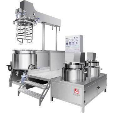 Machine de mélange émulsifiant sous vide