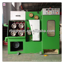 14DT(0.25-0.6) Copper fine wire drawing machine with ennealing(coaxial cable making machine)