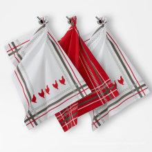 toalla de té casera del diseño especial de alta calidad TT-040