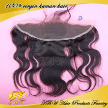 High quality size 13*4 ear to ear lace front closure