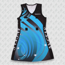 Sublimation Robe Netball