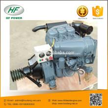 двигатель Deutz f3l912 с cluth и шкив