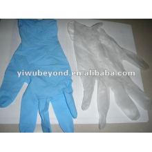 Одноразовая нитриловая перчатка