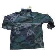 Military Nylon Raincoat