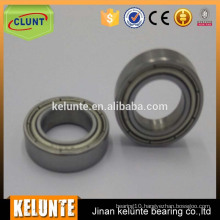Hot selling and high frequency bearing 61916 61916-2Z 61916-2Z for Motor machine use