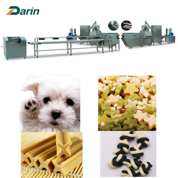 Pet Chews Dog Treats Nahrungsmittelverarbeitungsmaschine