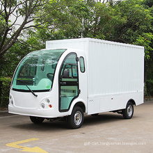 Short Distance Electric Freight Vehicle Cargo Transport Utility Truck