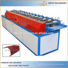 Hidráulico de corte de acero Roller Shutter puerta Roll formando máquina de Cangzhou Zhiye Company