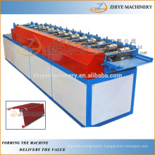 Hydraulic Cutting steel Roller Shutter Door Roll Forming Machine from Cangzhou Zhiye Company