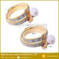 Hot! Crystal Paved Bracelet Necklace Custom Leather Bracelet