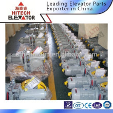 Elevator/lift geared traction machine/Elevator Motor/dumbwaiter lift YJF-100K