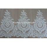 Embroidery cording lace trim