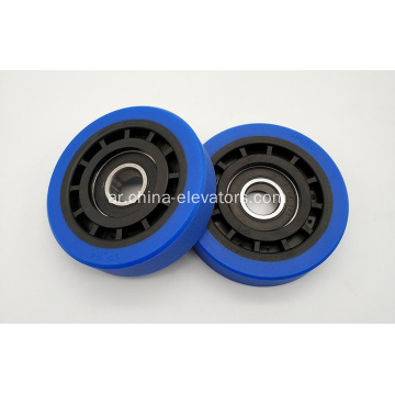 Step Roller for Schindler 9700 Escalators 100 * 25 * 6204