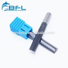 BFL Solid Carbide 2 Прямые канавки Инструмент для резки деревянных канавок