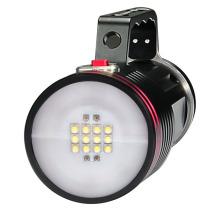 CREE LED impermeável 100m de mergulho Vídeo Light Max 6, 500 Lm