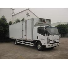 ISUZU 4X2 LHD/RHD 190HP Refrigerated Truck
