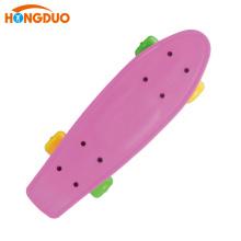 Toutes sortes de fabrication habile 4 roues de skateboard fabrication de porcelaine