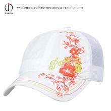 Tampão do camionista 5 tampão do camionista dos painéis que imprime o boné da forma do esporte do chapéu do esporte do boné de beisebol da malha