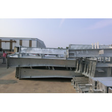 Galvanized H Section Steel (KXD-H001)