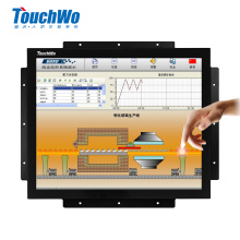 Metal 19 inch Industrial panel Computer pc