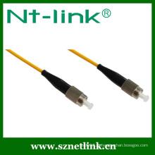 NETLINK sc cabo de interconexão de fibra óptica duplex