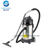Aspirador húmedo y seco de 30L de acero inoxidable