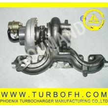 GT2256MS isuzu turbo collecteur pour camion
