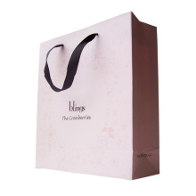Papier d'impression couleur de luxe Shopping Gift Bag