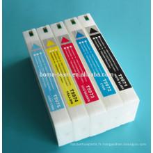 Cartouche d'encre de sublimation complète pour des cartouches d'encre d'Epson 7890 pour Epson T6361-T6369