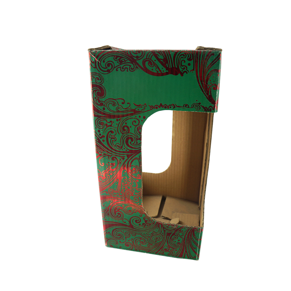 Factory Custom Printed Display Paper Cardboard Box