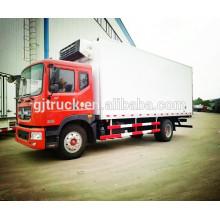 Camion de réfrigérateur de Dongfeng / 20T Dongfeng camion de congélateur / camion de réfrigérateur / camion frigorifique / Dongfeng camion de refroidissement camion de RHD