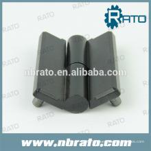 RH-161 Negro Bisagra de cojinete de bolas