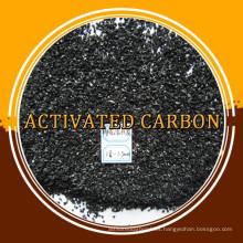 Carbón de leña activado, oro Recuperación de coco Shell Carbón activado