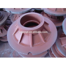 foundry ductile grey cast iron