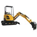 Shanding Mini Excavator Hydraulic Excavator