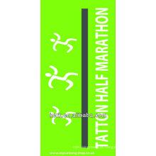 Bandanas estampadas multifuncionais com impressão de logotipo personalizado