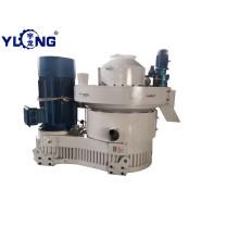Yulong зеленая энергия листьев гранулы маниока машина