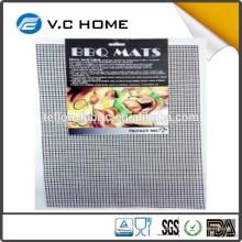 Китай производитель PFOA свободной жаропрочных антипригарным тефлоновой сетки выпечки мат