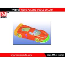 Bien diseñado vehículo juguete molde