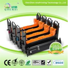 Unité de batterie pour cartouche toner couleur pour Oki C7300
