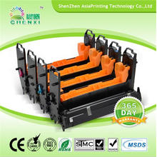 Color Toner Cartridge Drum Unit for Oki C7300